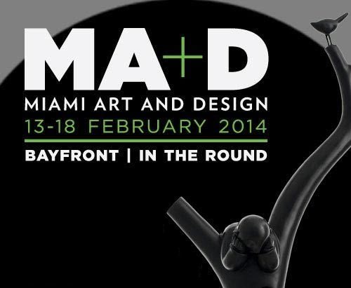 Miami Art and Design Fair - Advertisement