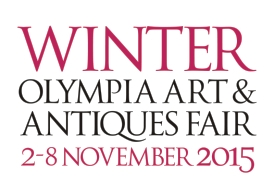 Winter - Olympia Art & Antiques Fair_Advertisement